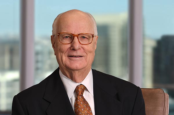 William D. Tex Gross headshot