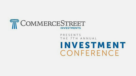 7th Annual Commerce Street Investment Conference featured image