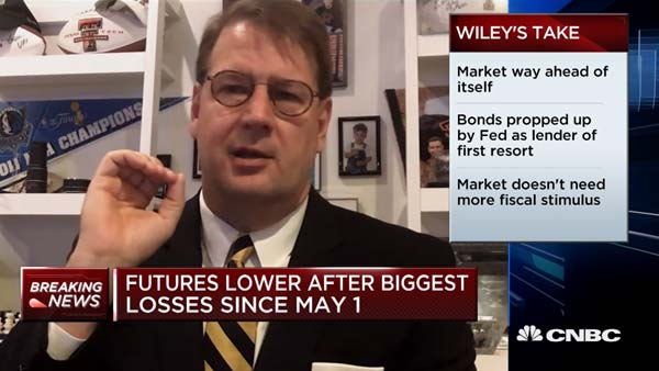 """Dory Wiley weighs in on the """"Powell Put""""  on CNBC Worldwide Exchange featured image"""